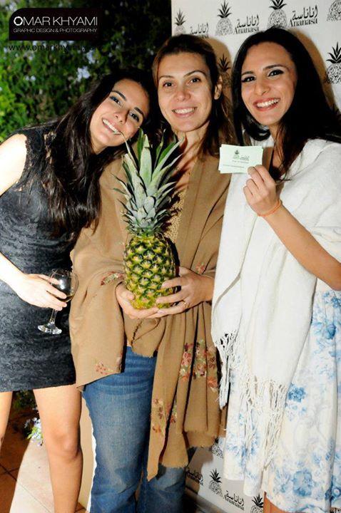 Ananasa Launch amman modelicious