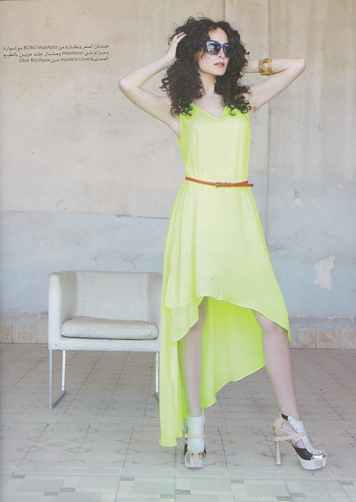 f8c740d249e4d Photographed by Diaa Saleh. Hair By Sari from Kalloos Salon. Makeup by  Mohammed Keswani.
